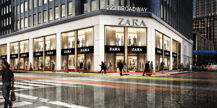 Zara : Fast Fashion (case Study)