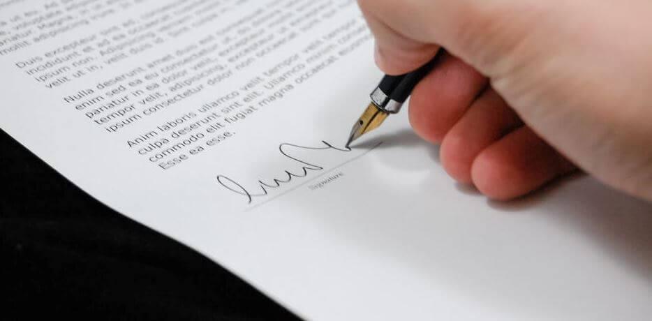 E-signature In Equipment Finance